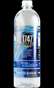 Rutter's 1747 Alkaline Water