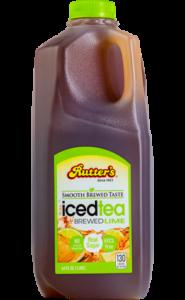 Rutter's Brewed Lime Iced Tea