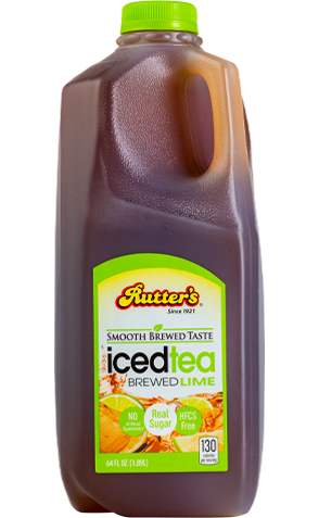 Rutter's Brewed Lime Iced Tea
