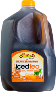 Rutter's Diet Southern Brewed Iced Tea