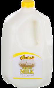 Rutter's Non-Fat Milk