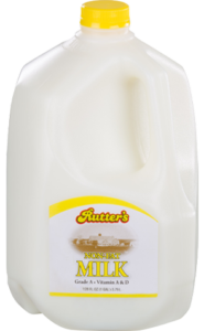 Rutter's Non-Fat Milk