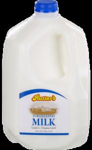 Rutter's 2% Reduced Fat Milk