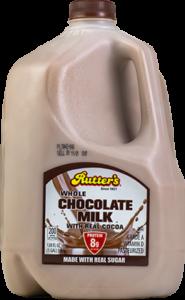 Rutter's Whole Chocolate Milk