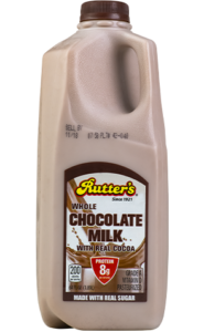 Rutter's Whole Chocolate Milk