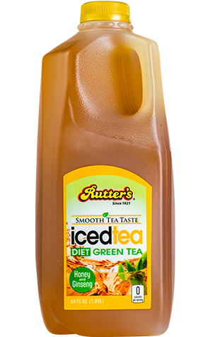 Rutter's Diet Green Tea