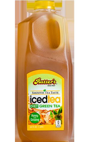Rutter's Diet Green Tea