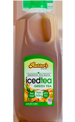 Rutter's Green Tea