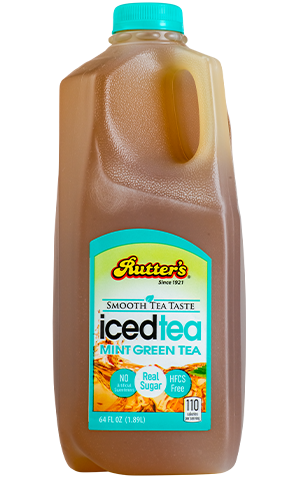 Rutter's Mint Green Tea