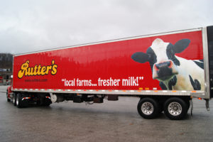 Rutter's Delivery Truck