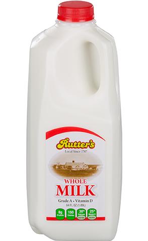 Rutter's Whole Milk